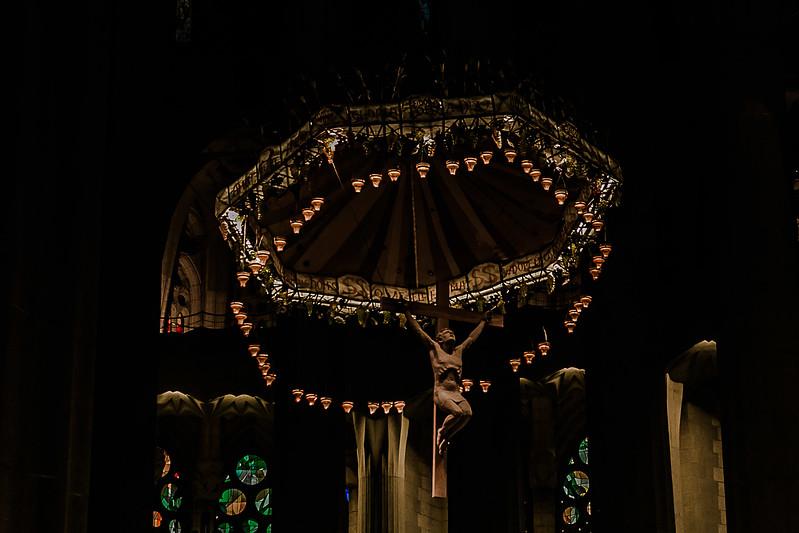 La Sagrada Familia, Barcelona - Spain