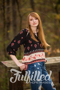 Miranda Brannum Fall Senior Session (7)