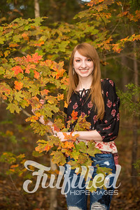 Miranda Brannum Fall Senior Session (2)
