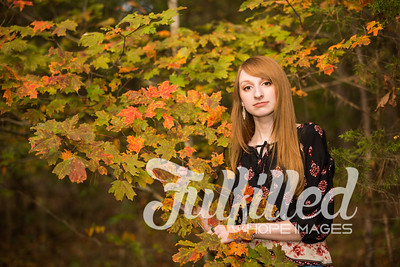 Miranda Brannum Fall Senior Session (4)