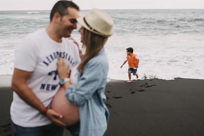 Miriam + Jesús + Javier (SESIÓN EMBARAZO)