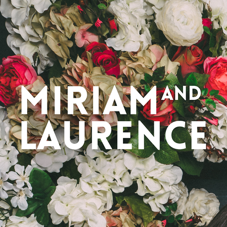 Miriam and Laurence