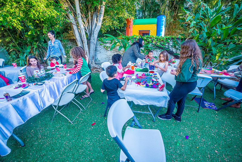 Miriam's House Holiday Party 2018