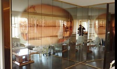 Foch Rotko façade meuble miroir dégradé