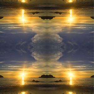 Sunset on Catalina Island