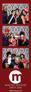 Mirvish 2016 Holiday Party Photobooth