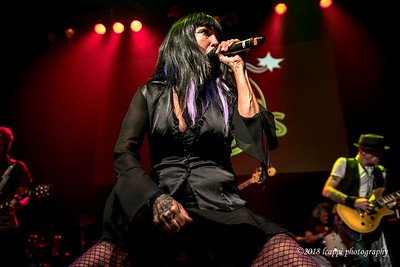 Pam Purple - F*bomb Decades at the Gramercy Theatre