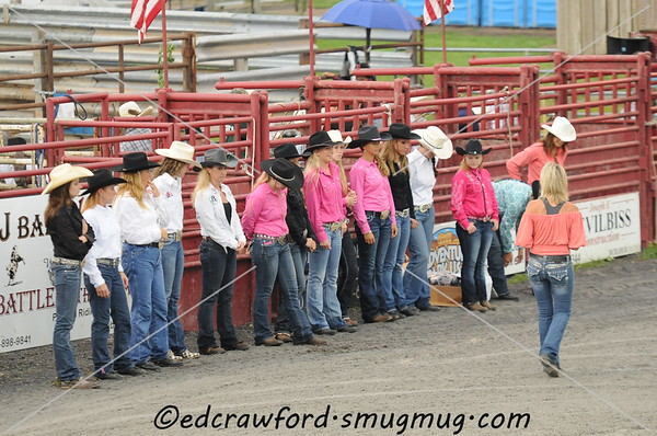2012 J Bar W Ranch Rodeo