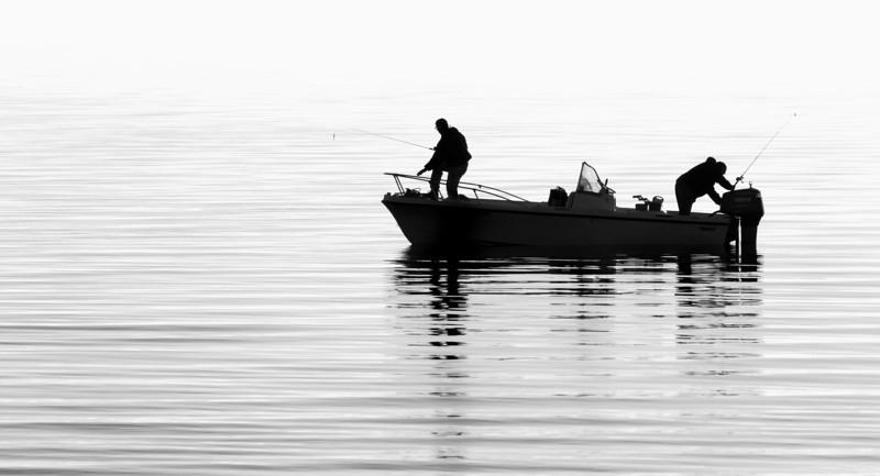 Morning Fishermen Seabrook, TX