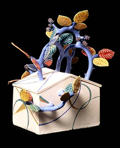 Connie Ernshaw Ceramic Artist