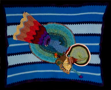 Textile Art Artist-Melisa Cassell
