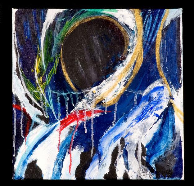 Acrylic Painting Imig8