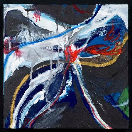 Acrylic Painting Imig9