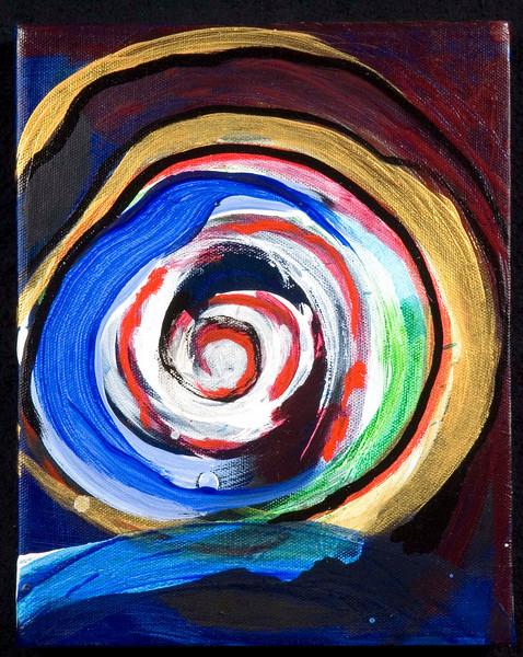 Acrylic Painting Imig12
