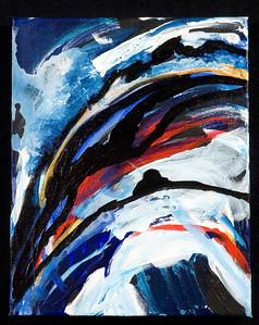 Acrylic Painting Imig14