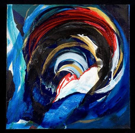 Acrylic Painting Imig5