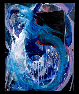 Acrylic Painting Imig3