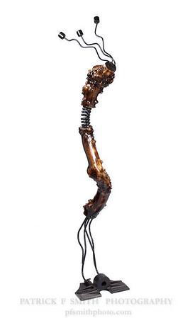 Assembled Sculpture Art   Samir Sankari