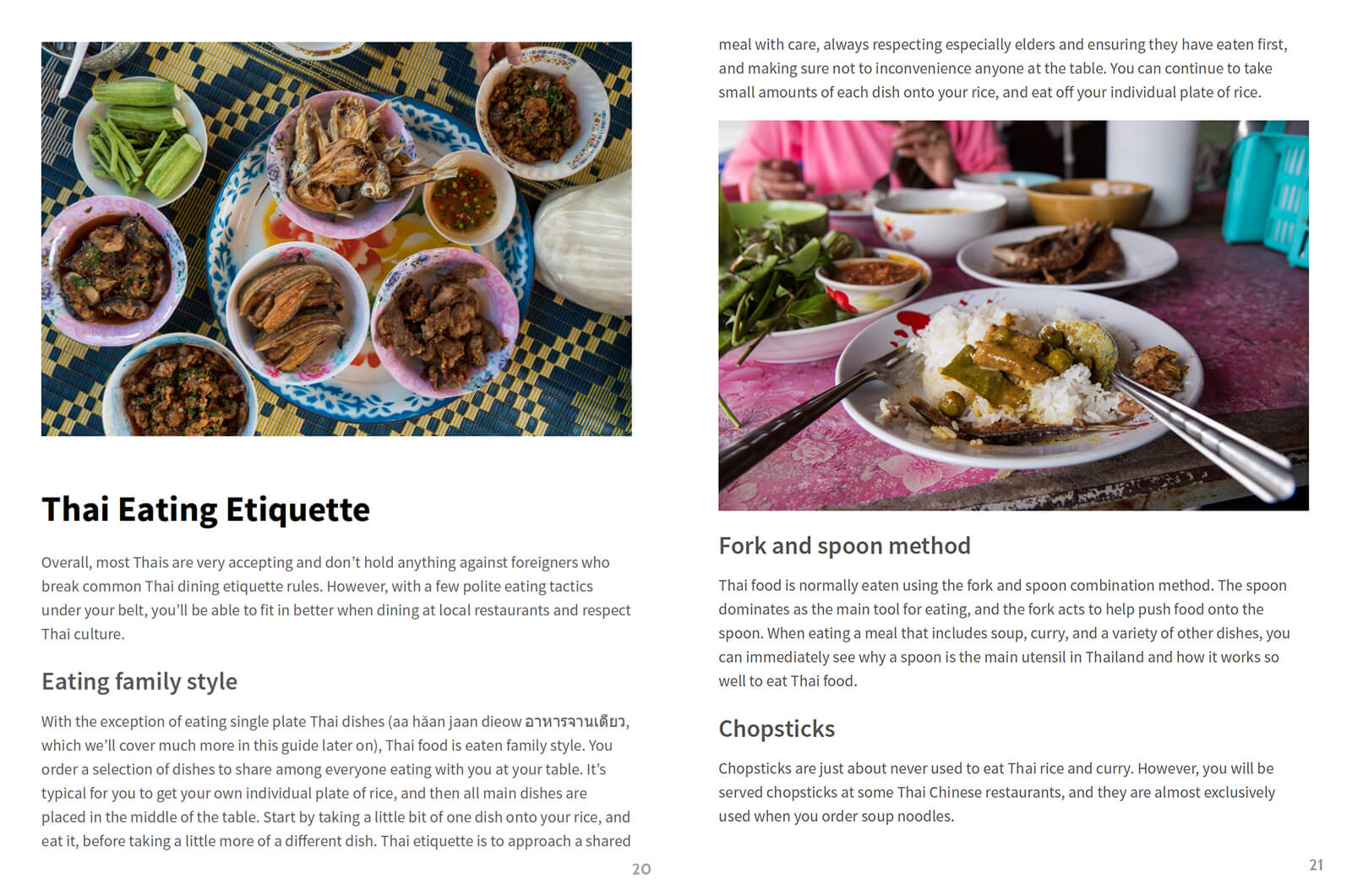 Eating thai food guide the ebook is designed to be easy to read and scannable so you can easily order thai food additionally youll find hundreds of photos that illustrate each forumfinder Gallery