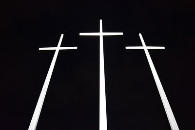 Bellevue Baptist Cross