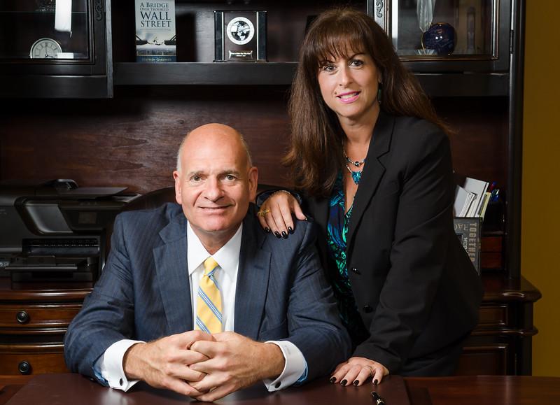 Barry and Ferne Kornfeld