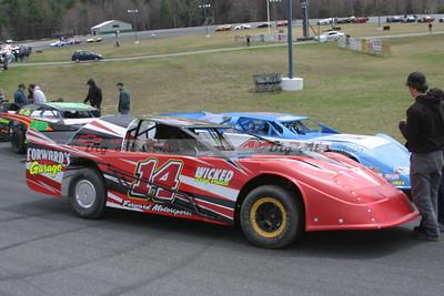 Canaan Speedways car Show 04/30/11