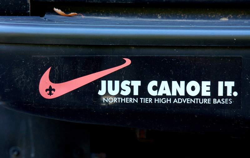 Just Canoe it