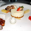 Cheesecake Soufflé & Cheese Plate