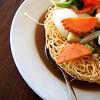 2/6: Crispy Noodles with Chicken and Vegetables