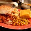 Pulled Pork Dinner