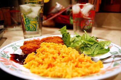 Dinner at Oxford University