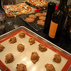 Cookies, Wine, and Pizza
