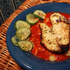 Tilapia with Shells and Roasted Tomato Sauce