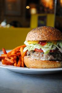 The Great American Cheeseburger
