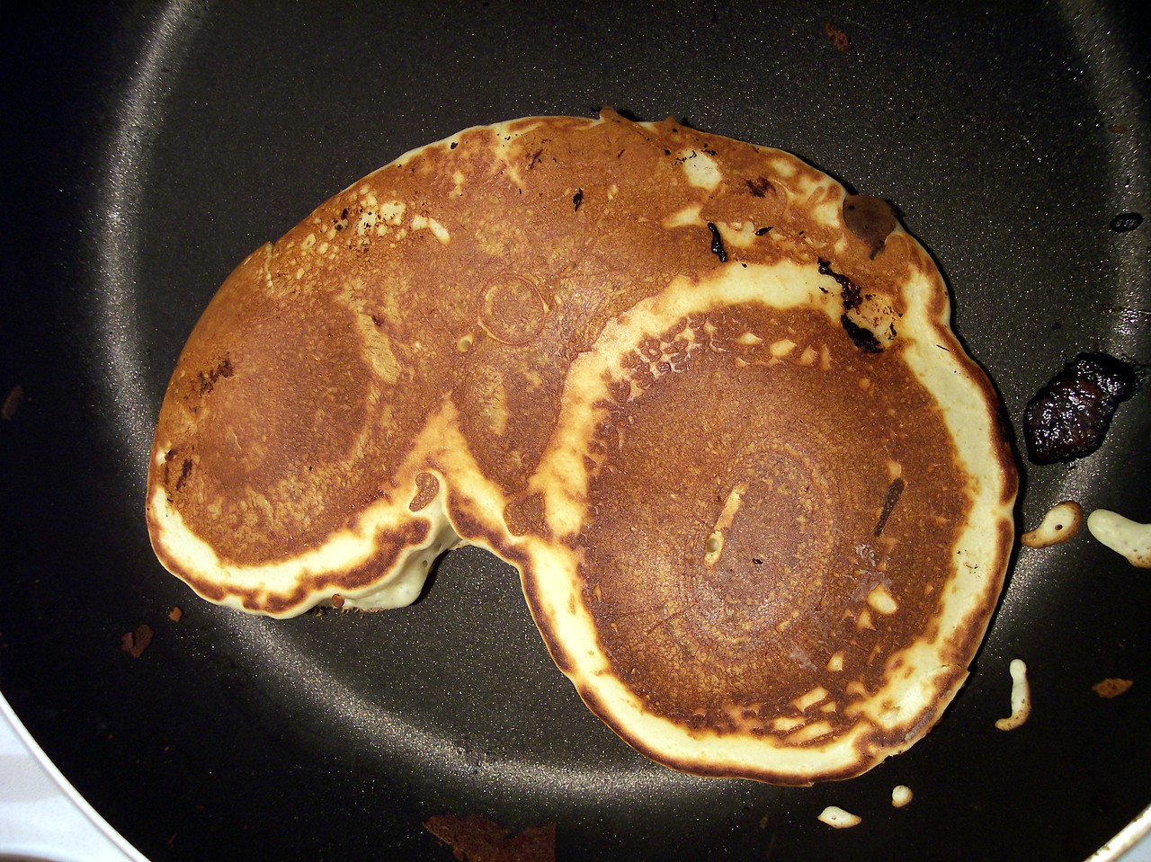 Penis Pancake