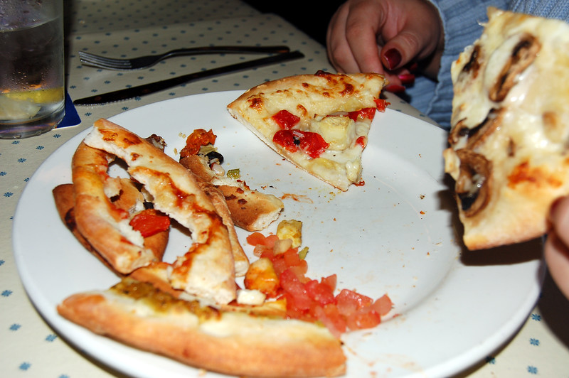 Pizza and Crusts