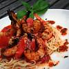 Shrimp: With Vermicelli