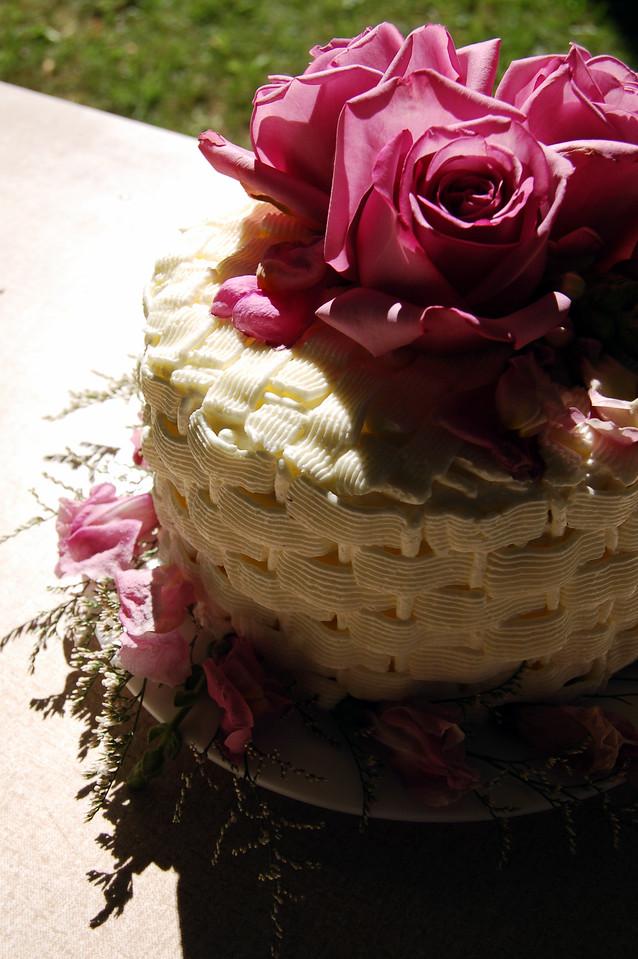 Hoose Anniversary Cake Top