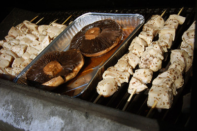 Grilling For Four