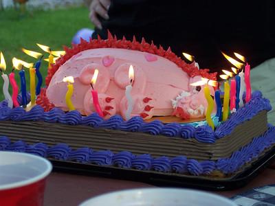 Dino-Cake!