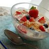 Fruit and Yogurt Parfait