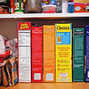 Cereal Shelf