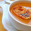 Creamy Tomato Artichoke Soup