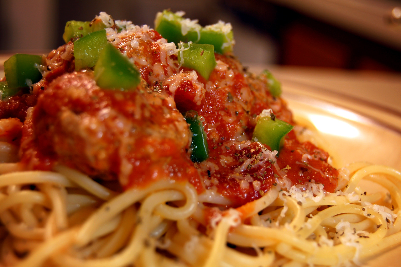 Pasghetti, take 2