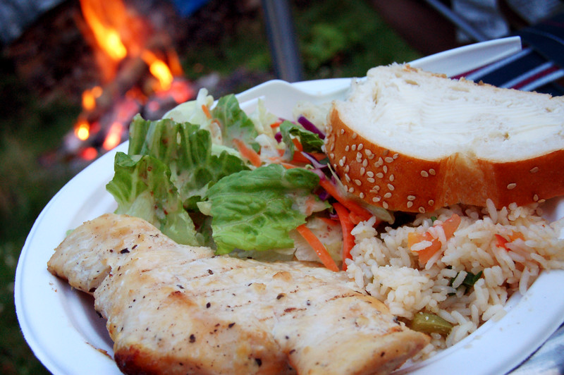 Food by the Fire