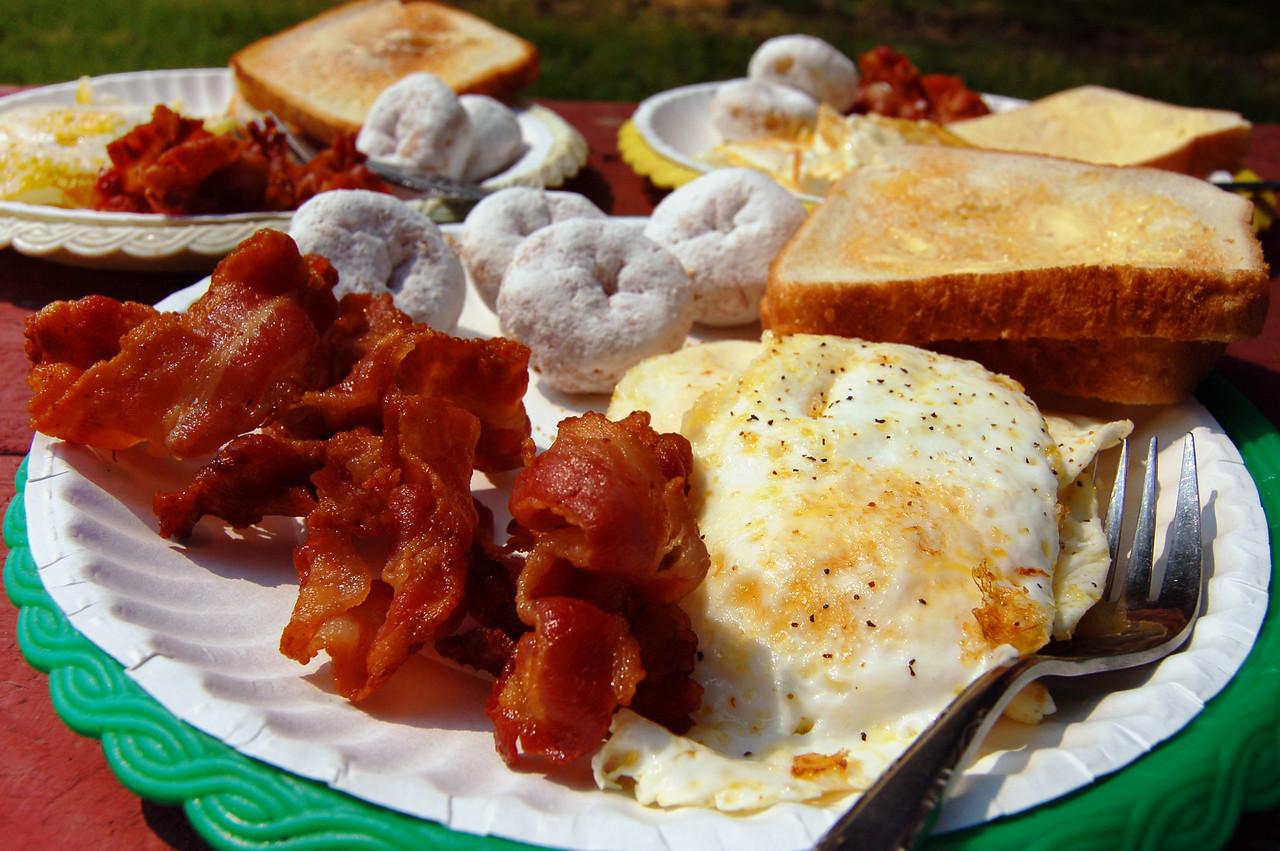 Hearty Breakfast