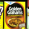 Retro Golden Grahams