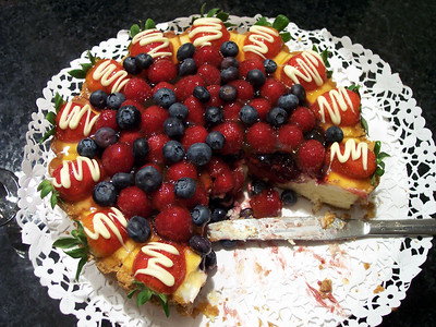 More of the Berry Tart