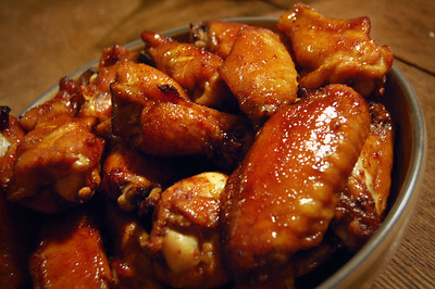 Bowl 'O Wings