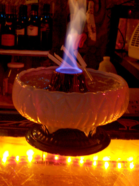 Volcano Bowl